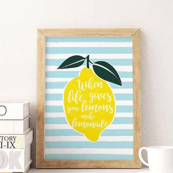 shop lemon kitchen decor on wanelo