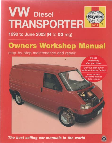 old cars and repair manuals free 1990 volkswagen cabriolet seat position control volkswagen vw diesel transporter t4 1990 2003 haynes sagin workshop car manuals repair books