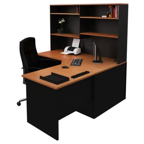 Corner Study Desk Origo Corner Office Desk Workstation With Hutch Home Study For Sale Australia Wide Buy Direct