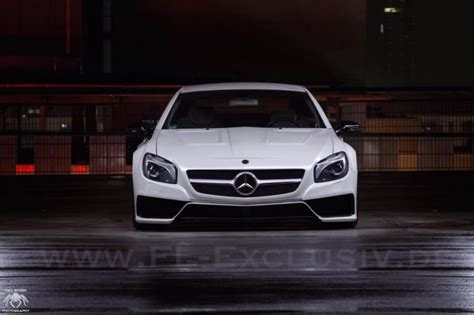 V Max Auto S Tuning Styling by Fl Exclusiv Carstyling Mercedes Sl 500 R230 Auf 20 Zoll