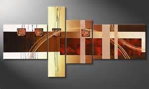 le tableau pour salon golden ways 160x80cm tableaux