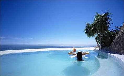 Modern Beach House camps bay large villa rental cape town south africa