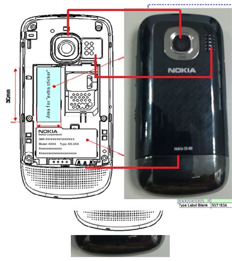 nokia c2 01 battery themes nokia c2 05 passes fcc slider touch and type rm 725