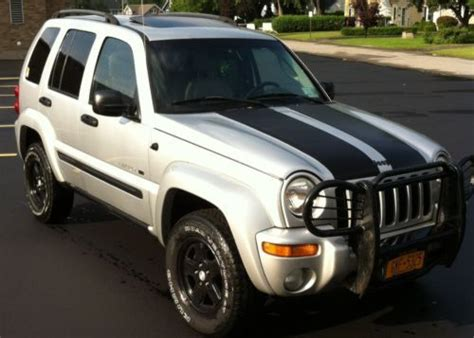Jeep Shakes When Braking Buy Used 2002 Jeep Liberty Limited Sport Utility 4 Door 3