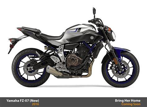 fz new yamaha fz 07 2016 new yamaha fz 07 price bike mart