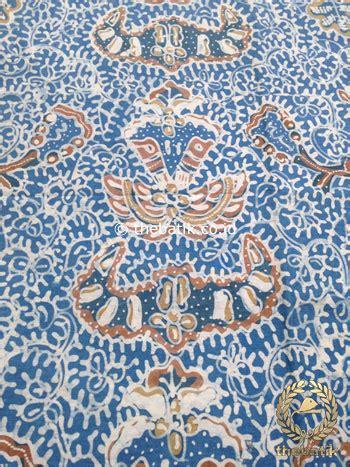 Kain Batik Wahyu Tumurun Dan Embos 2 jual kain batik tulis warna alam indigo wahyu tumurun thebatik co id