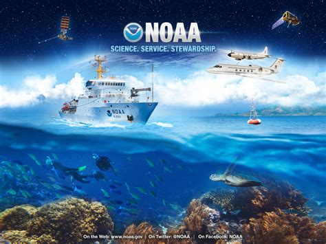 Noaa Finder Official Noaa Mission Wallpaper 1024x768 Pix For More Si Flickr