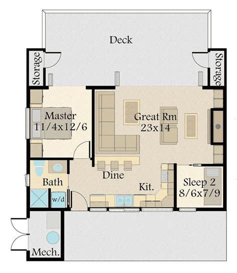 contemporary home design e7 0ew plano de casa pequena de 60 mts2 con diseno moderno 4