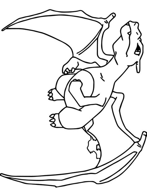 charizard coloring pages charizard coloring pages free printable charizard