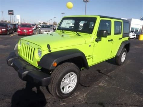 2013 Jeep Wrangler Length 2013 Jeep Wrangler Unlimited Sport 4x4 Data Info And