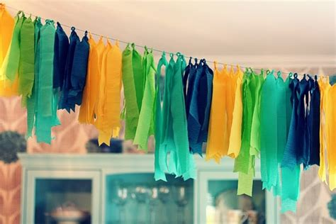 best 25 crepe paper streamers ideas on paper