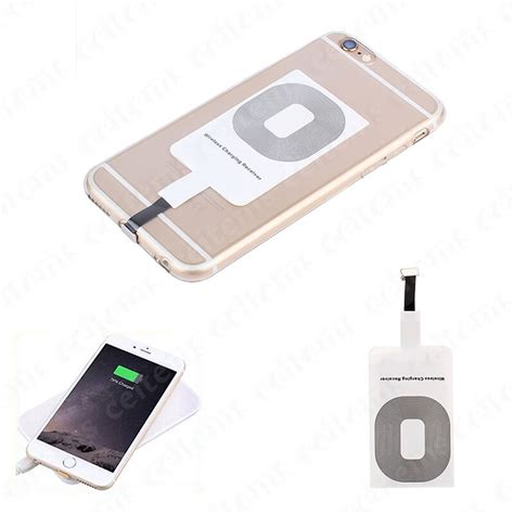 Iphone Qi Charging by Qi Wireless Charging Receiver Card Charger Module Mat For