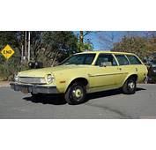 1974 Ford Pinto Pony Station Wagon  Old Car Shopper
