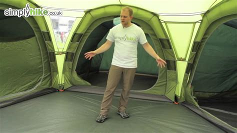 three bedroom tent video wow awesome 3 bedroom tent with living room and