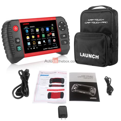 Launch Crp Touch Obdii Car Scanner Diagnostic Tool Android System Tpms 395 00 2017 new launch crp touch pro bluetooth wifi scanner system obdii eobd