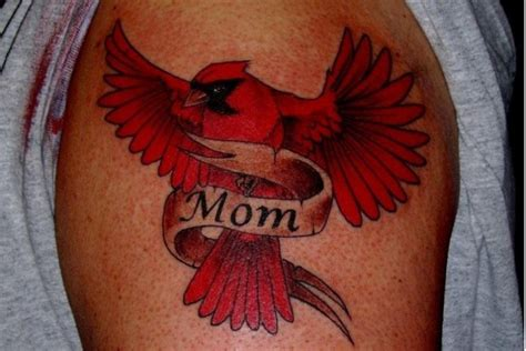 35 cardinal tattoo designs and ideas