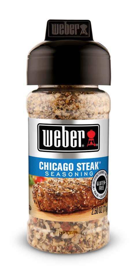 steak house chicago chicago steak 174 seasoning weber 174 sauces seasonings