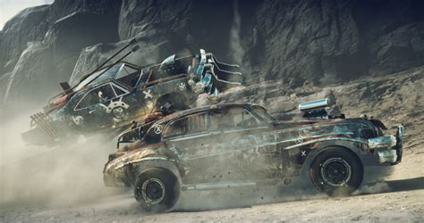 Mad Max Layout the new mad max isn t fury road but it has its