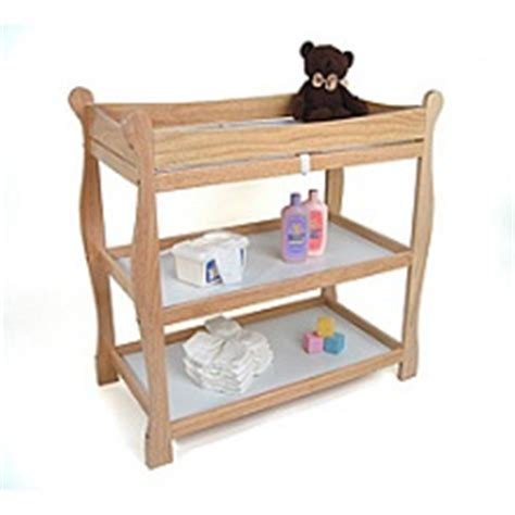 shop nursery changing tables in finish
