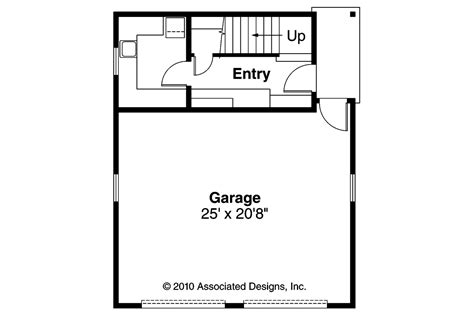 garage studio plans craftsman house plans garage w studio 20 007