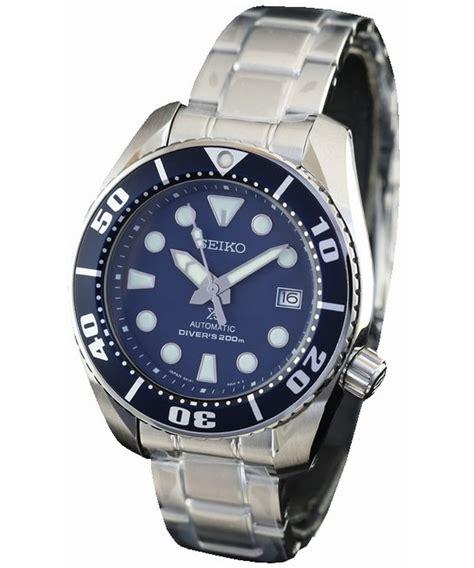 Seiko Diver 200m seiko automatic prospex diver 200m sbdc033 mens