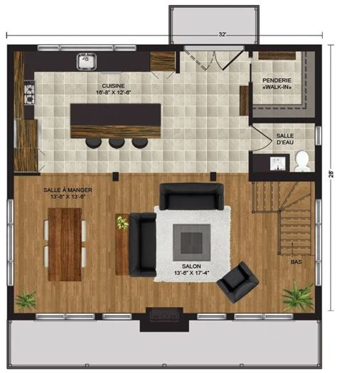 w3969 scandinavian rustic ski chalet plan with 3 bedroom 2 family 17 best images about futur chalet on pinterest