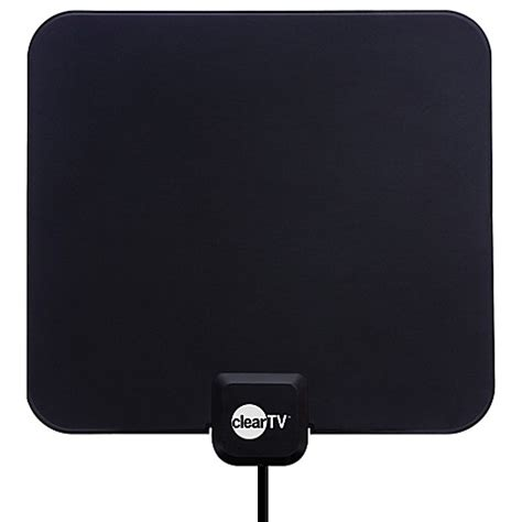 Hd Clear Vision Antenna Digital Antena Tv Digital clear tv digital hd indoor antenna bed bath beyond