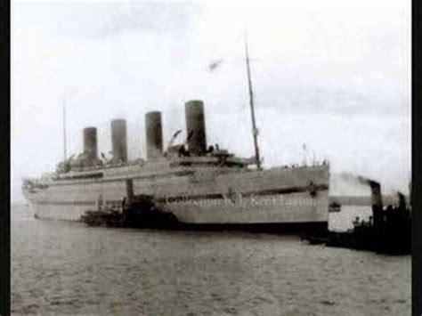 imagenes reales sobre el titanic historia del titanic youtube