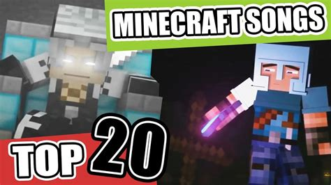 best 20 song top 20 minecraft songs and animations of january 2017