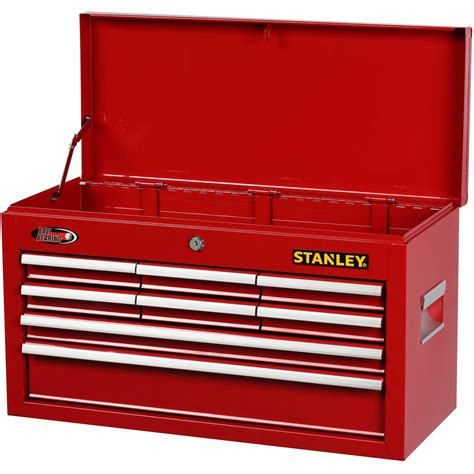 Stanley Professional Tool Chest Cabinet Combo 6 Drw by Stanley 6 Drawer Chest And Cabinet Combo Fanti