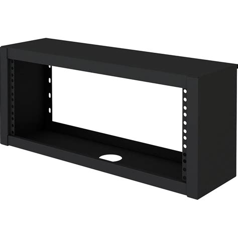 Winsted Racks by Winsted 4u Envision Rack Monitor Mount Black 30031 B H Photo