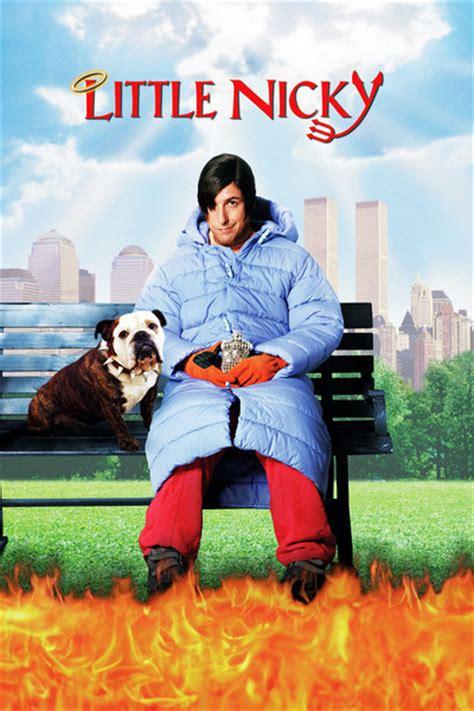 film comedy terbaik adam sandler little nicky movie review film summary 2000 roger ebert