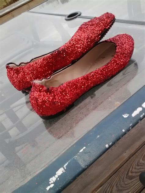 make ruby slippers 17 best images about wizard of oz on ruby
