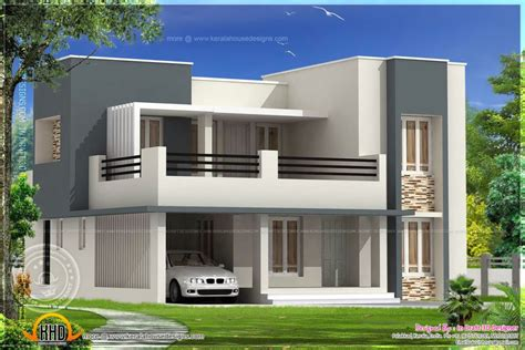 flat roof modern house home design flat roof modern house contemporary house