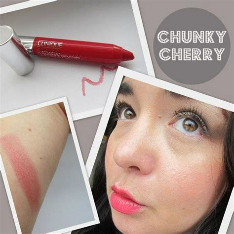 Clinique Stick Chunky Cherry clinique chunky cherry stick jpg 548 215 548 makeup