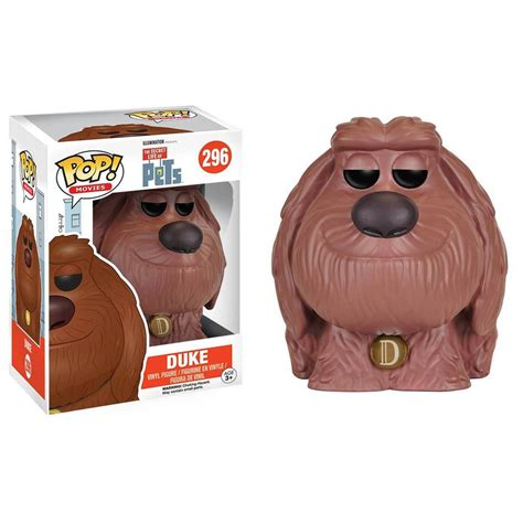 Boneka Tsum Tsum The Secret Of Pets Doll 9 Inch Orig duke pop vinyl figure secret of pets radar toys