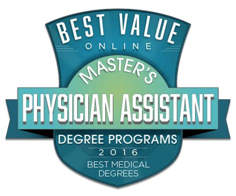 top 10 online master s degree programs in marriage family counseling degreequery com top online physician assistant programs ranking best