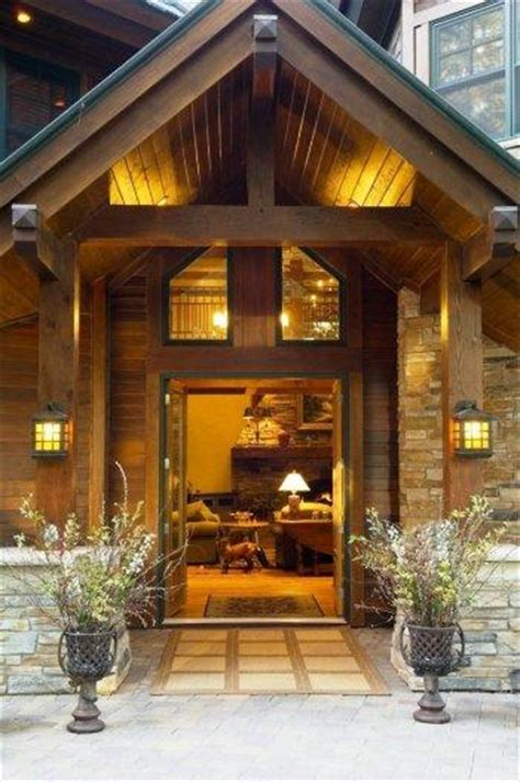 Portico Design Ideas for Home Front Entrance How To