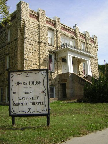 waterville opera house flyover people daily news october 2006