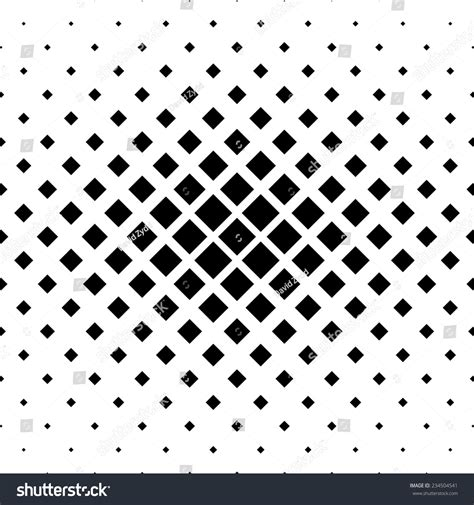 sq stock seamless square pattern design stock vector 234504541