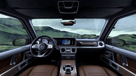 Mercedes G Class Interior by 2019 Mercedes G Class Interior Photo