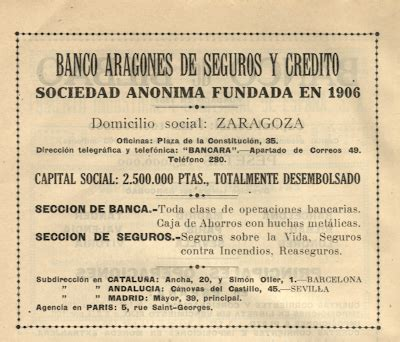 banco de aragon aportes para una historia de la banca en andaluc 237 a banco