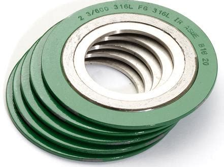 Spiral Wound Gasket 20150 sell spiral wound gasket from indonesia by pt piramid