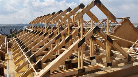 Roof Construction Institute For Timber Construction South Africa Compliant