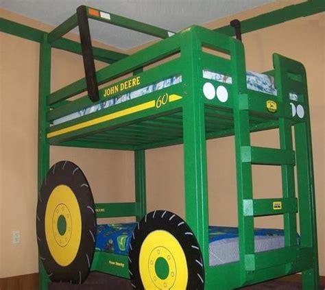 john deere bed shaun bennett s tractor bunk bed