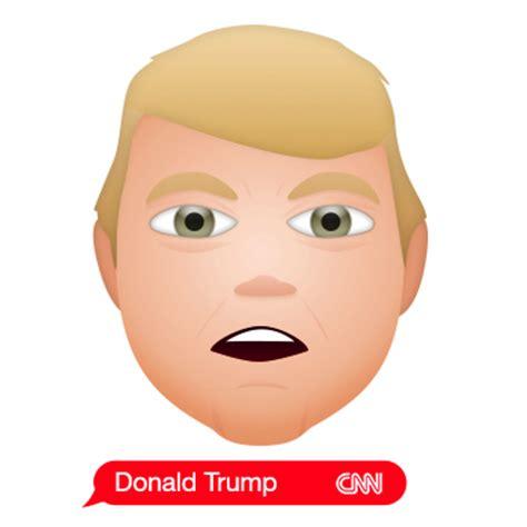 donald trump emoji election 2016 in emoji cnnpolitics