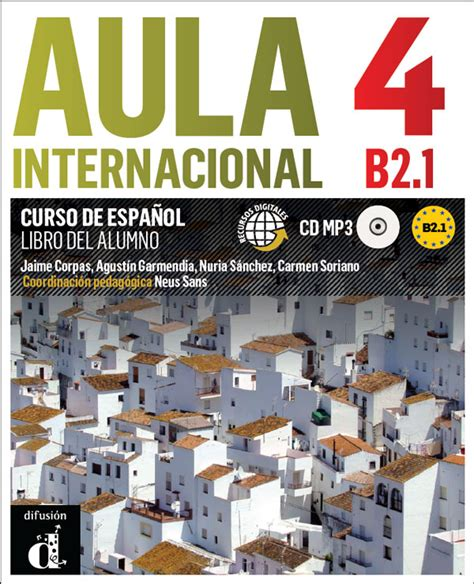 aula internacional 4 libro aula international 4 libro del alumno cdmp3 utbildningsstaden