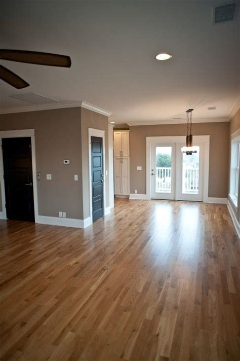 White Baseboards With Wood Floors by The World S Catalog Of Ideas