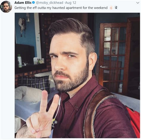 Twitter does not believe Adam Ellis's story of Dear David