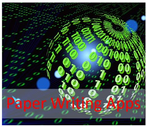 paper writing app brief review of paper writing software about